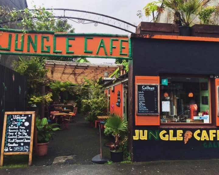 Instagram-places-Galway-Jungle-Cafe